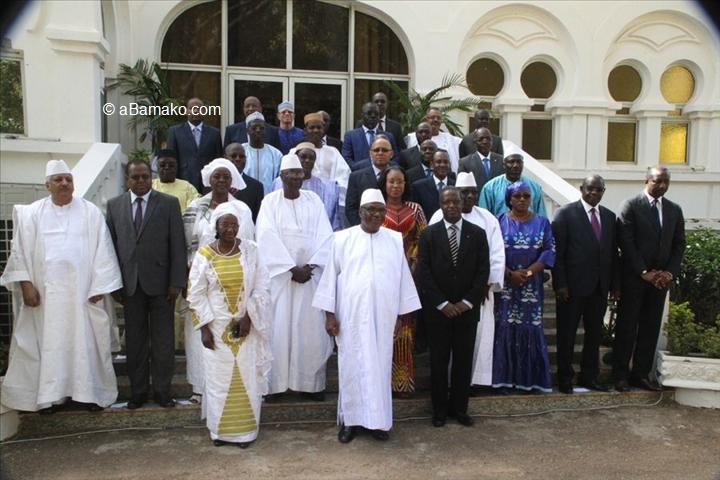 Remaniement minist riel au mali la liste du nouveau - Cabinet du ministre de l interieur ...