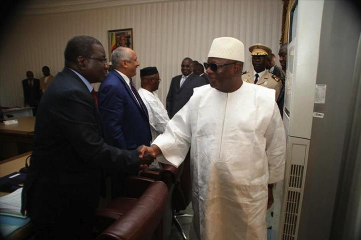 mali rencontre premier ministre fdr