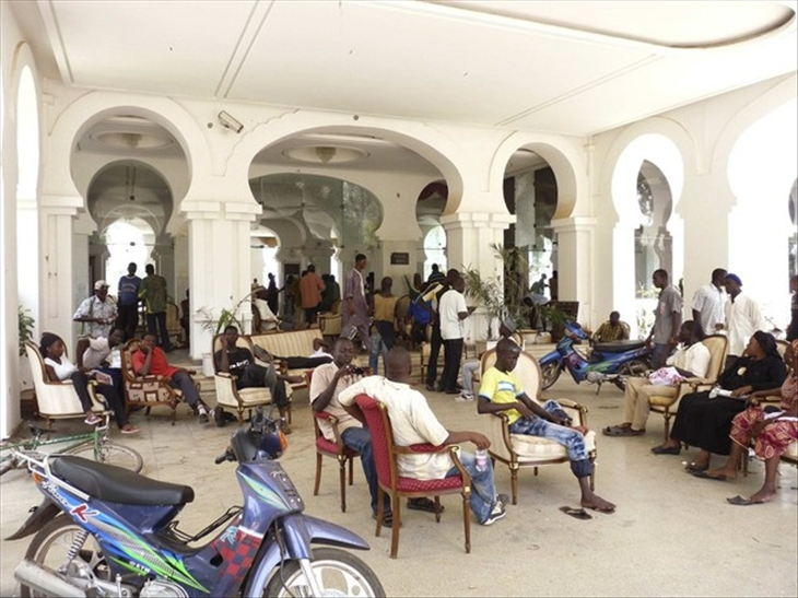 Recherche femme a bamako