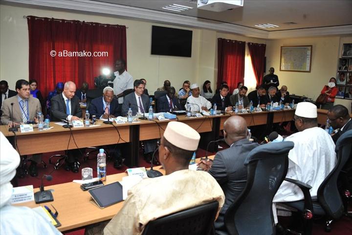 membres gouvernement du mali