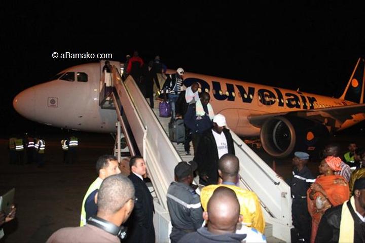 Retour des maliens de la libye abamako photos for Ministere de l exterieur