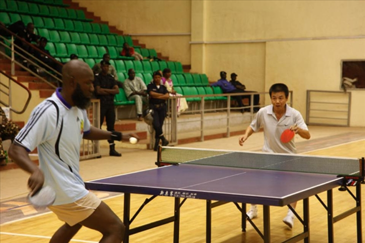 Tennis de table la ligue de bamako lance le tournoi inter scolaire - Ligue idf tennis de table ...