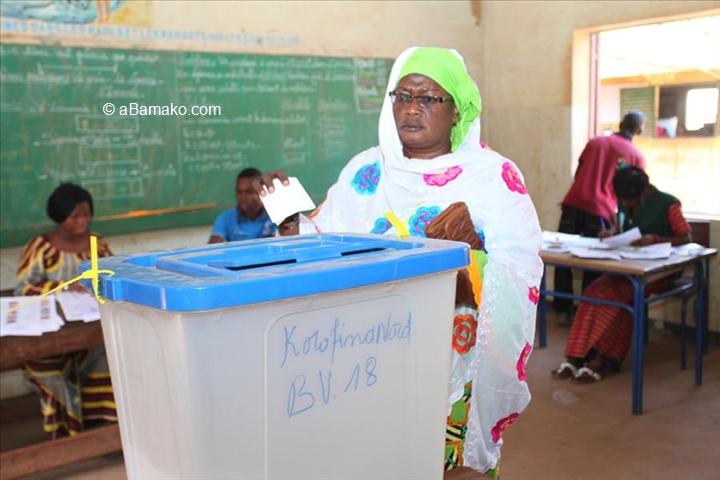 Mali : ouverture des bureaux de vote pour la présidentielle au mali