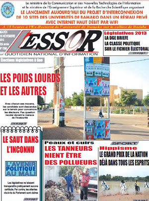 Chambre de commerce et d industrie du mali la n cessaire for Chambre de commerce et d industrie du mali